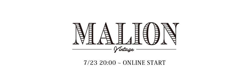 malionvintage21-22aw